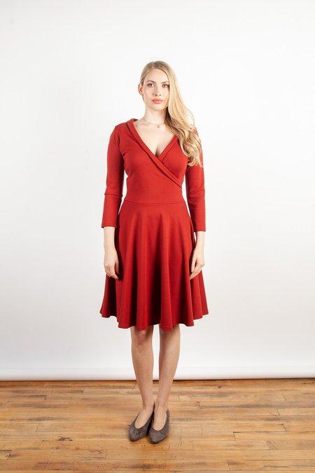 Meemoza Amelie Dress - Red