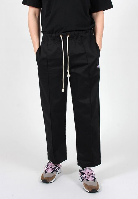 Champion Europe Poly Woven Pants - Black