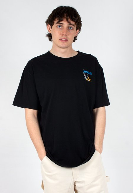 Jungles Sick And Tired T-Shirt - black