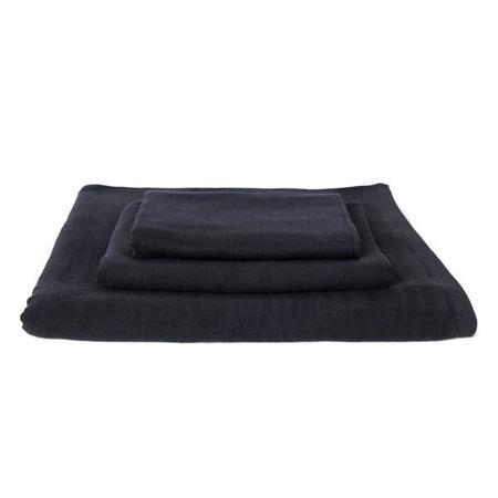 Morihata Gauze Bath Towel - Black