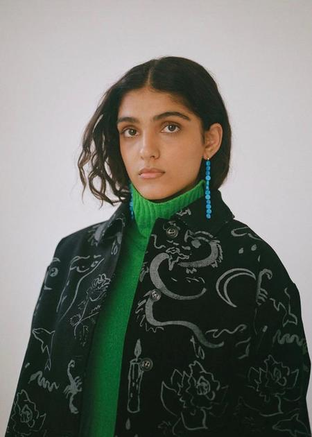 Paloma Wool Gangi Jacket - Roulette Print