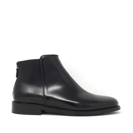 Anthology Paris Elfie Ankle Boots - Black