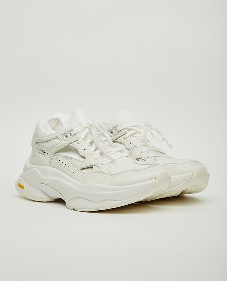 Unisex Brandblack Saga Sneakers - White