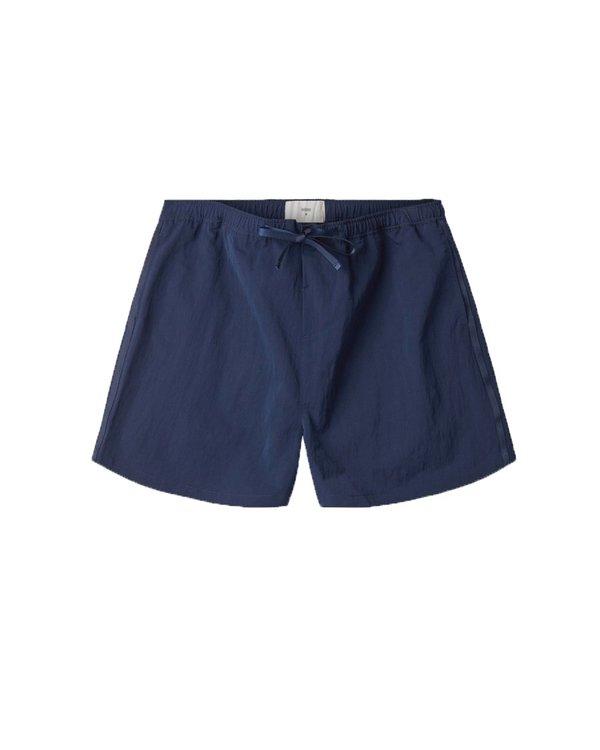 Minimum Drejs Short Pants - Navy Blazer