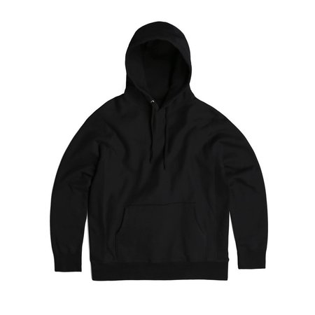 Robertson's Co. Standard Issue Pullover - Black