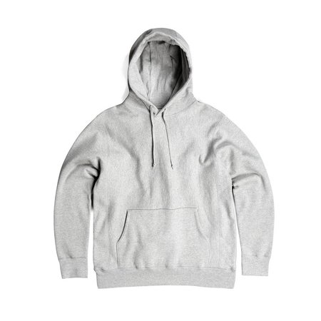 Robertson's Co. Standard Issue Pullover - Heather Grey