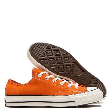 Converse Chuck 70 Suede Ox Sneaker - Campfire Orange