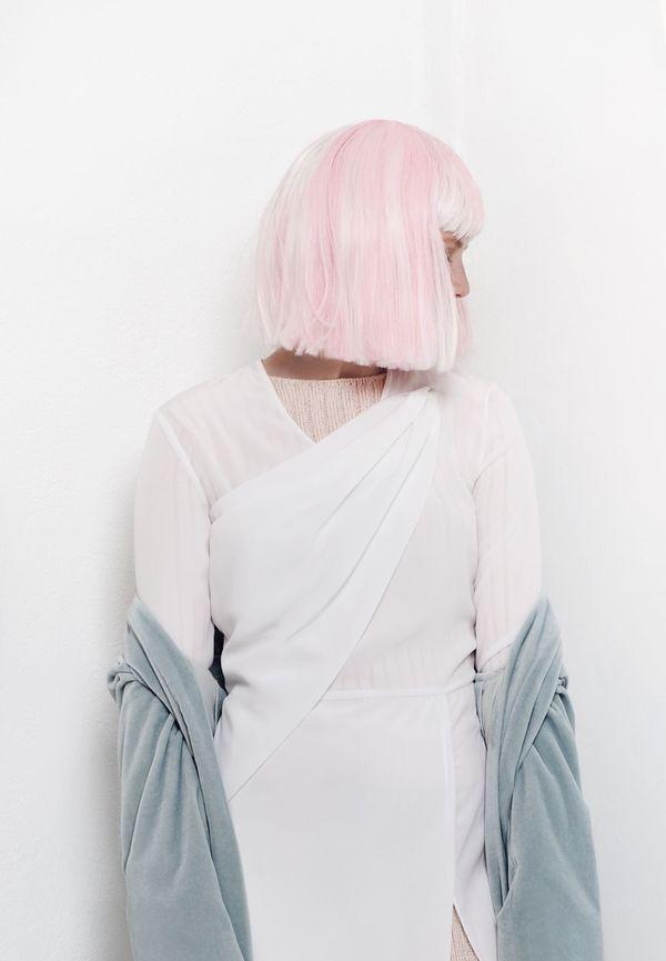 SIZ RANA SWEATER - Light Pink