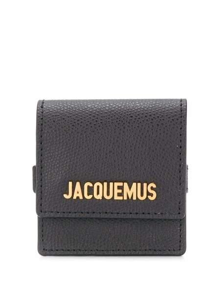 JACQUEMUS Le Sac Bracelet - Black