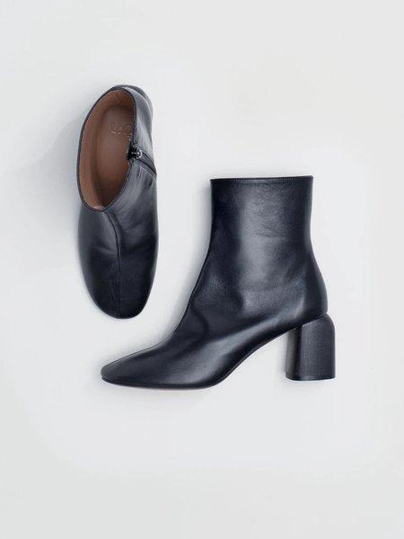 LOQ Georgia Round Toe Boot - Negro