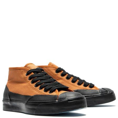 Converse x A$AP Nast Jack Purcell Chukka - Pumpkin Spice