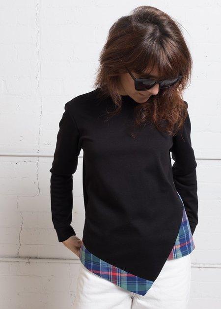 A. Oei Cutaway Sweater
