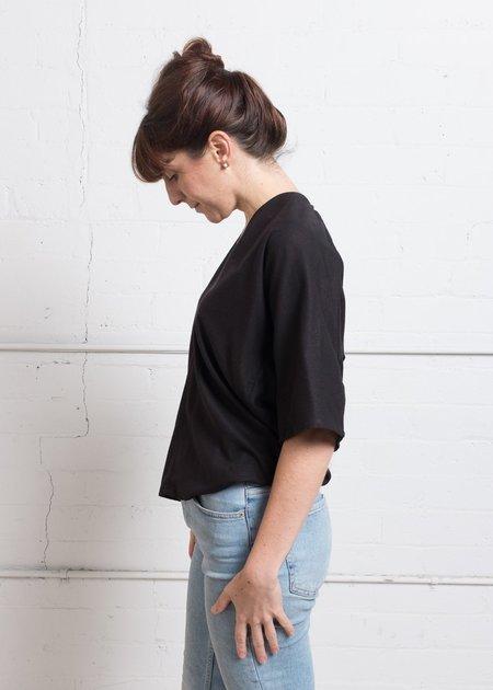 Miranda Bennett Petite Muse Top - black
