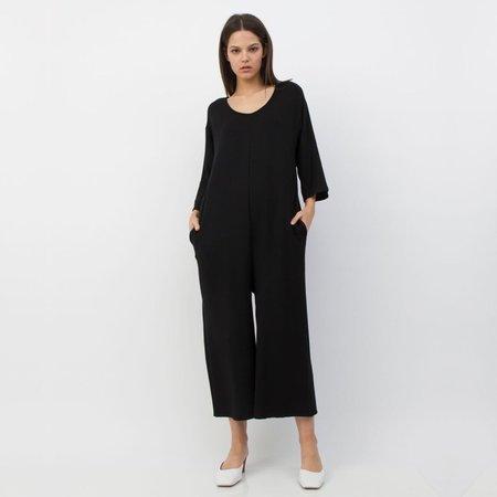 Corinne Collection Bri Jumpsuit - Black