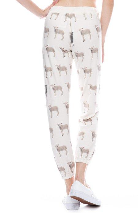 ALL THINGS FABULOUS Cozy Sweatpants - Black Sheep