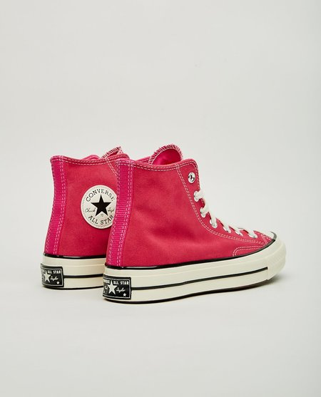 Unisex Converse CTAS '70 HIGH TOP - PINK SUEDE