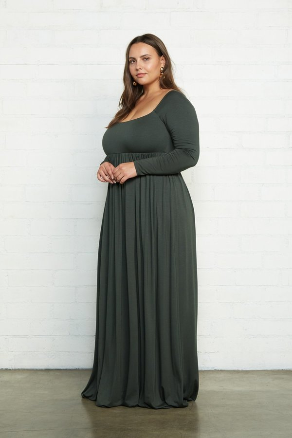 Rachel Pally Plus Size Isa Dress - Juniper
