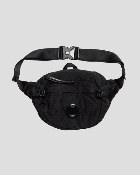 CP Company Lens Waistbag - Black
