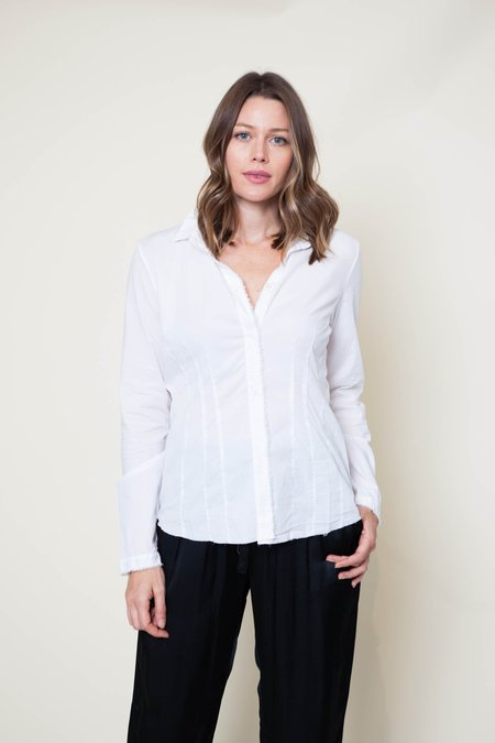 Kristensen du Nord #344 Button Down - White