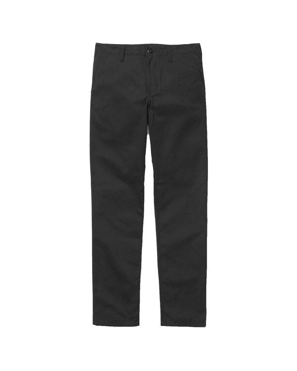 CARHARTT WIP Club Pant - Black Rinsed