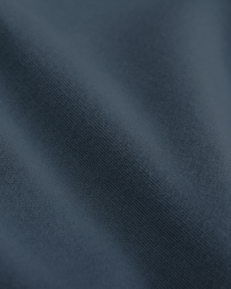 Colorful Standard Crew Neck Sweatshirt - Petrol Blue