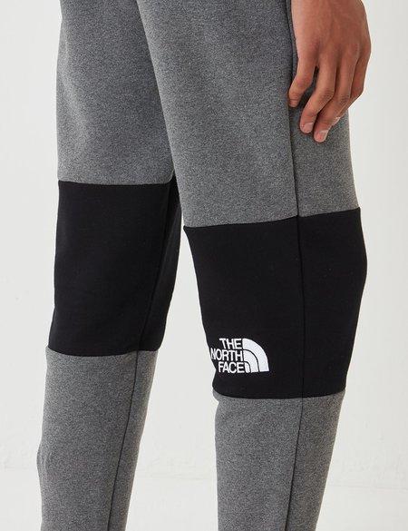 THE NORTH FACE Himalayan Fleece Pant - Medium Heather Grey
