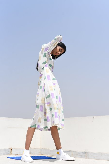maggie jayne Wrap Dress