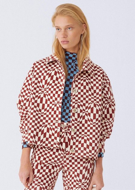 Paloma Wool Finale Jacket - Psychedelic
