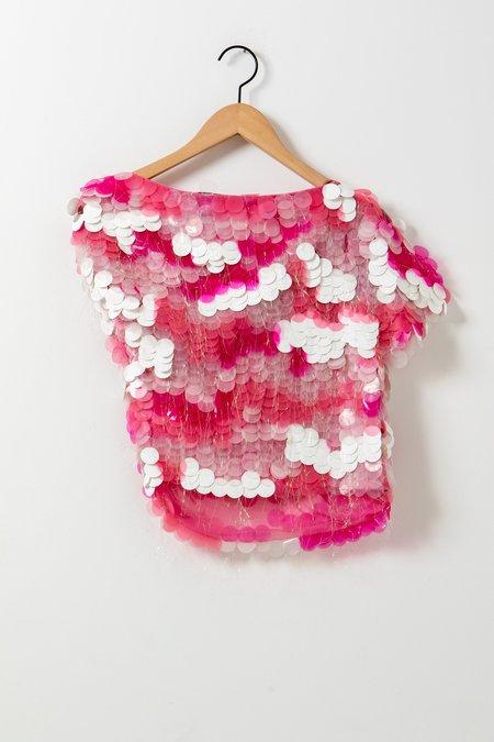 Rachel Comey Eerie Top - Pink