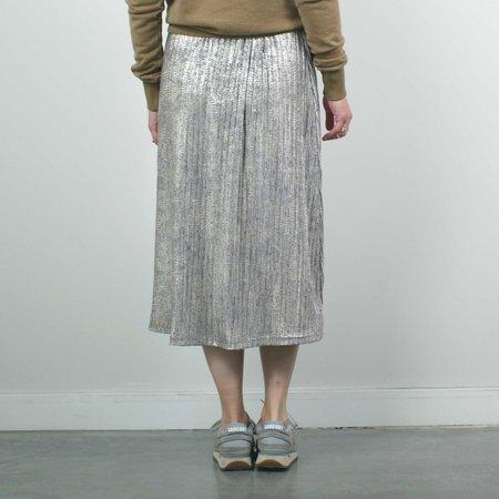 Allison Wonderland Captain Skirt - Silver