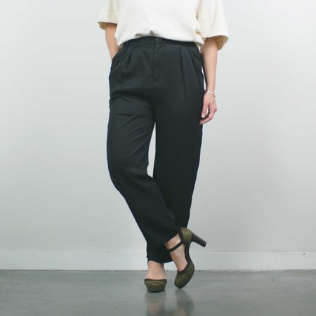 Jennifer Glasgow Nakano Trousers - Black