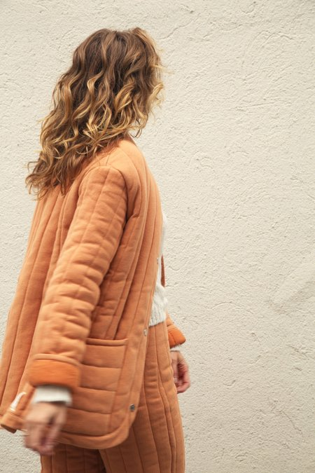 KORDAL Sawyer Quilted Jacket - Spice