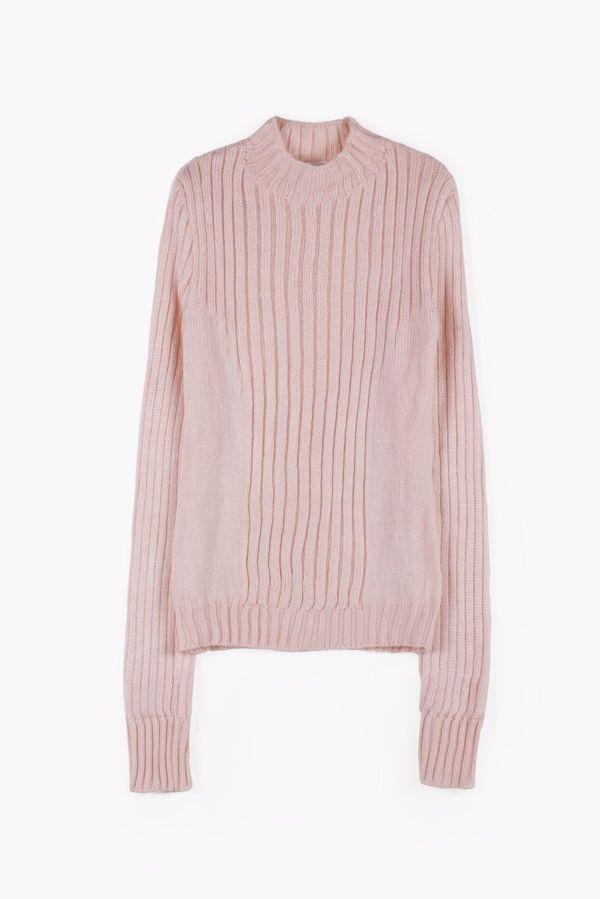 SIZ AIN SWEATER - Light Pink