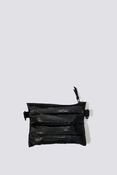 Rains Puffer Pouch - Black