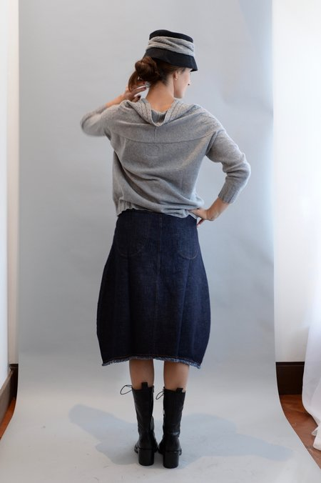 H+ Hannoh Wessel Penny Pullover - Ash