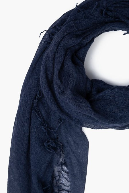 Chan Luu Cashmere Silk Scarf - Outer Space