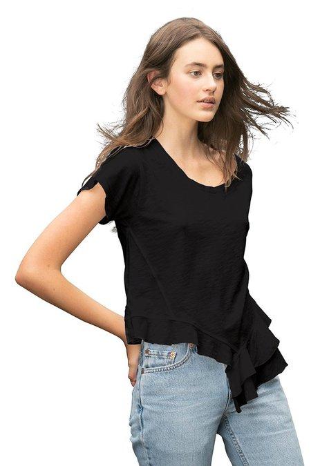 Good Luck Tee Liza T-shirt - Black