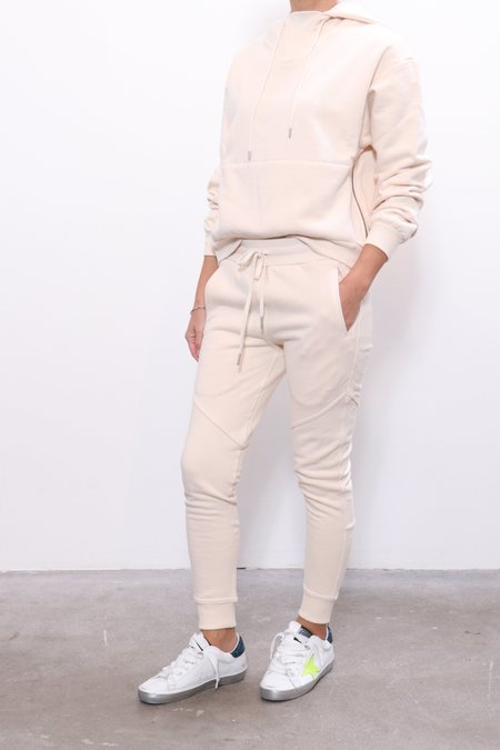 John Elliott Escobar Sweatpants - Alabaster