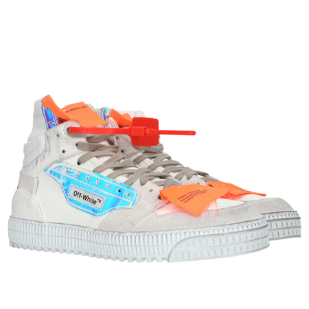 Off-White Off Court Sneakers - White