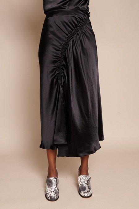 Shaina Mote Rives Skirt - Onyx