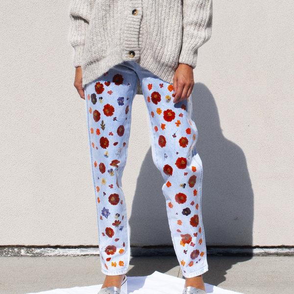 Maryam Nassir Zadeh Babylon Jeans