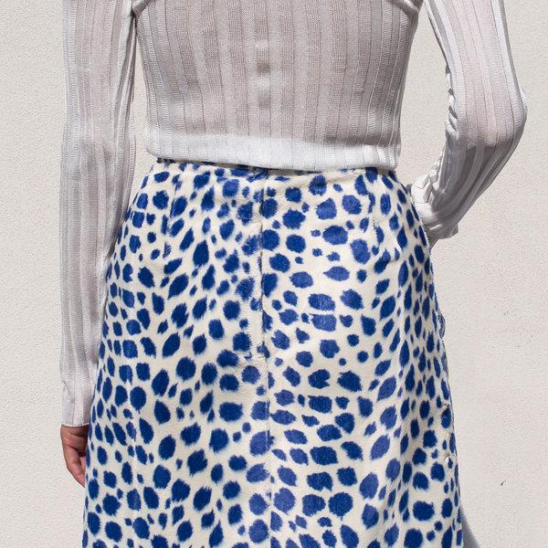 Maryam Nassir Zadeh Gotham Skirt