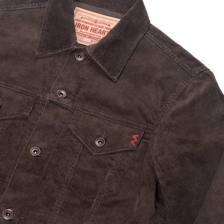 Iron Heart Jacket - Brown