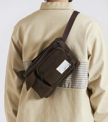 Nanamica Waist Bag - Navy