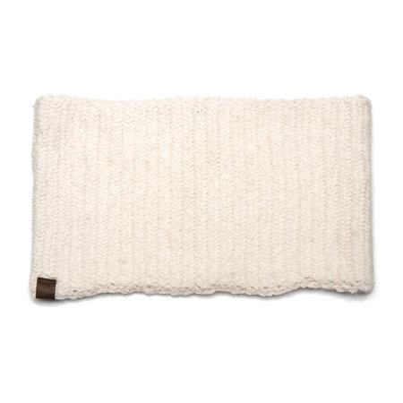 Petit Kolibri Simple Knit Baby Alpaca Collar - Beige