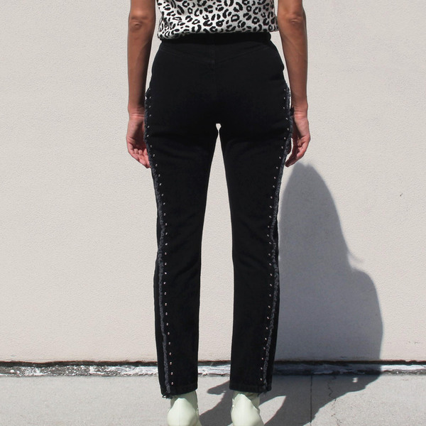 Sandy Liang Dazzler Jeans