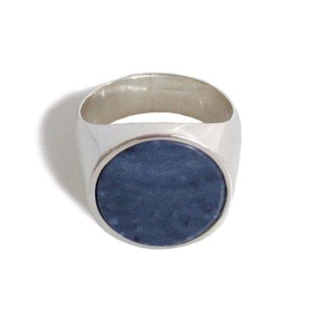 Unisex Tarin Thomas Everett Ring - SPONGY CORAL
