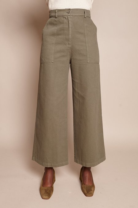 First Rite Cargo Trouser - Olive