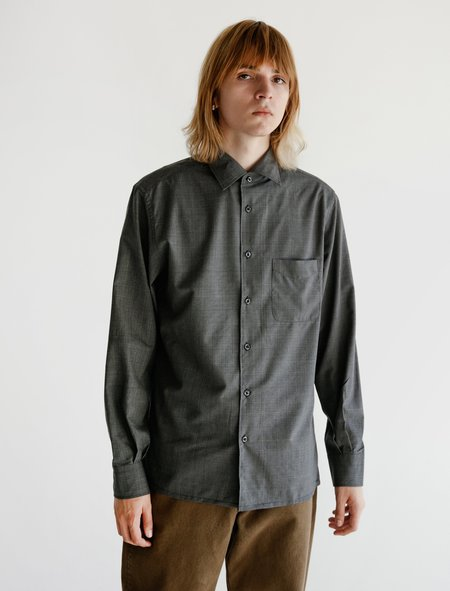 Cobra SC Angelo Shirt - Charcoal Plaid