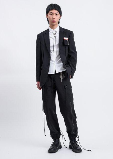 Hyein Seo Prototype Cargo Pants - Black